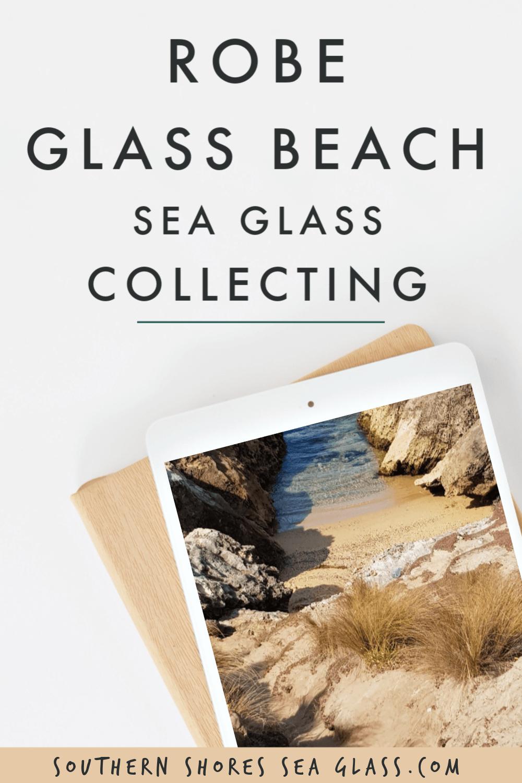 robe glass beach pinterest pin