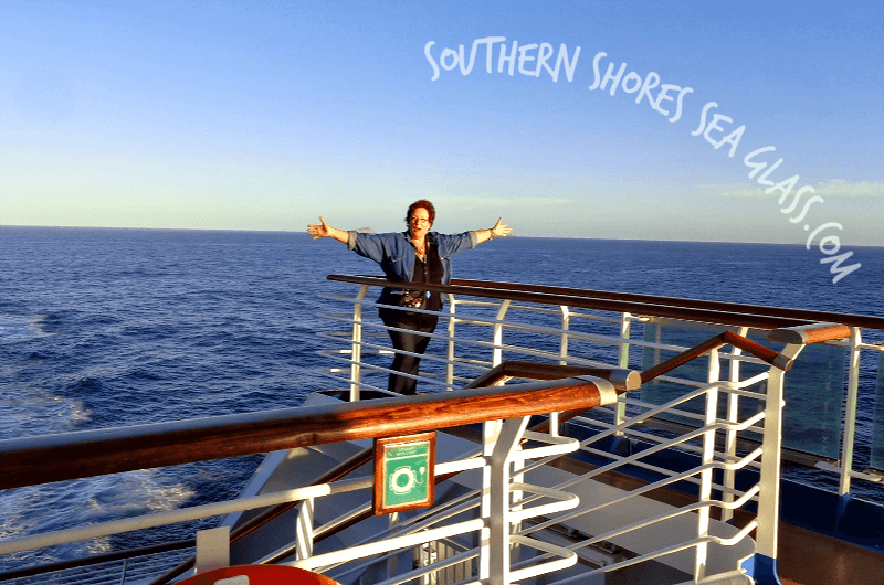 sail away on the Dawn Princess