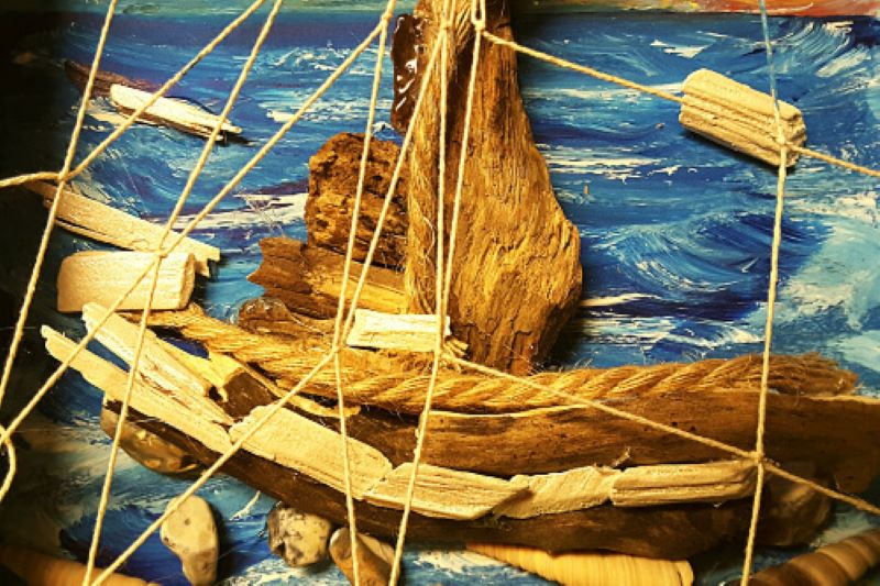 drift wood picture