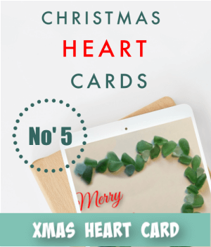 thumbnail image link to site page on christmas heart card craft ideas