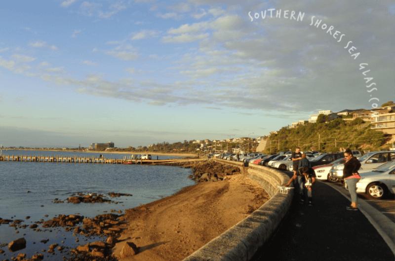 secondary sandy spot olivers hill car park