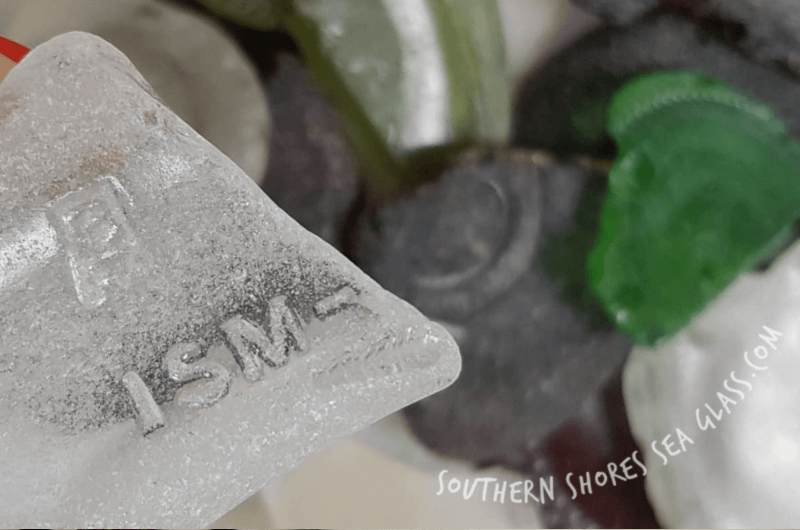 sea glass identification