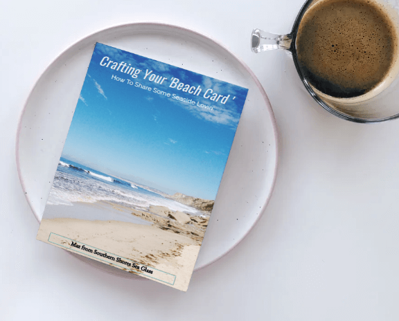 Craft your Beach Card e-book